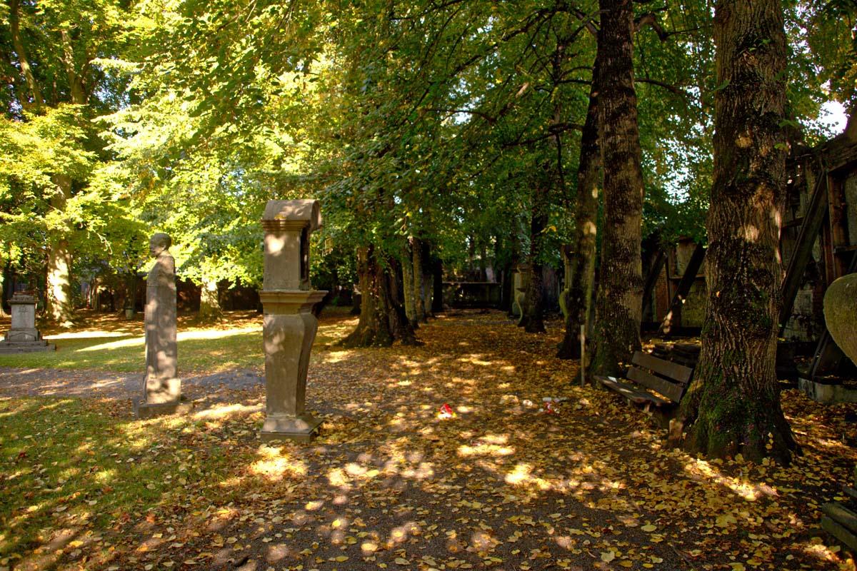 Old cemetery Soignies
