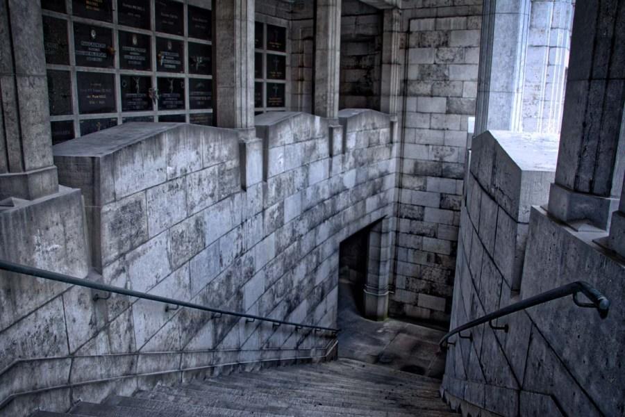 Crypt Laeken