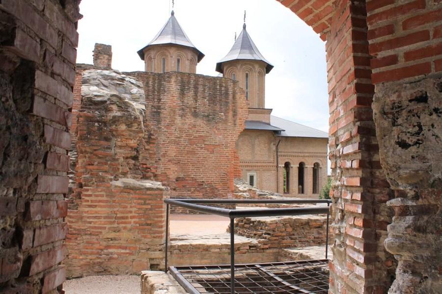 Targoviste Princely Courtyard