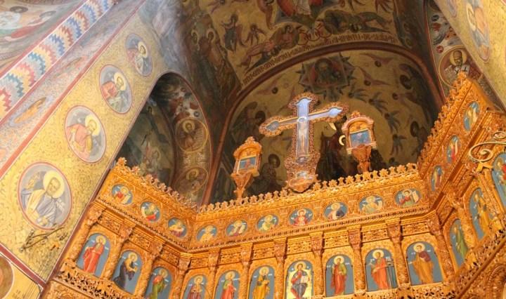 Dealu Monastery